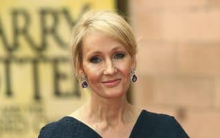JK Rowling admits 'bleak mood' but sidesteps Donald Trump questions