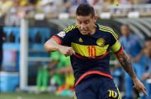 Ecuador 0 Colombia 2: James the star as Pekerman's men leapfrog Argentina
