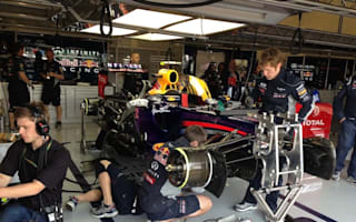 Exclusive: Behind the scenes with Infiniti Red Bull Racing