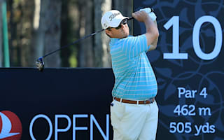 Coetzee scales Turkish Open summit