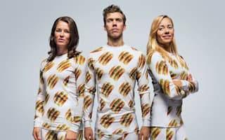 McDonald's launches fashion line