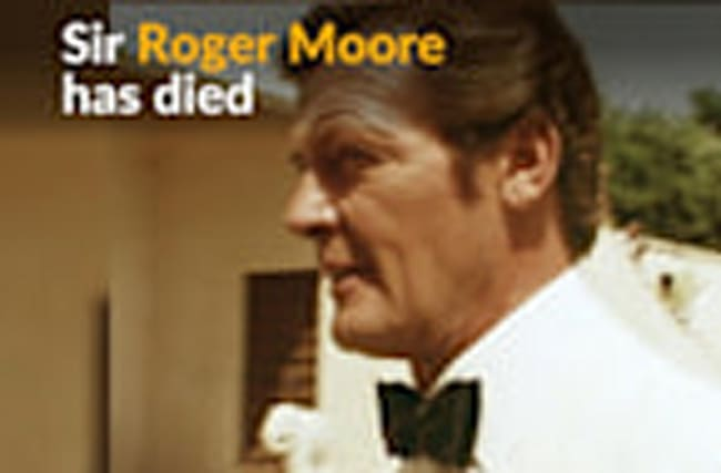 Ex-James Bond actor Roger Moore dies