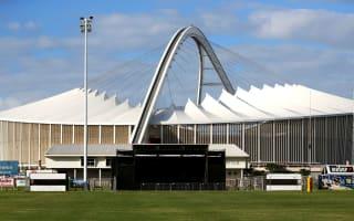 Sharks in talks over stadium move