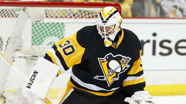 Penguins goalie Murray signs 3-year contract extension