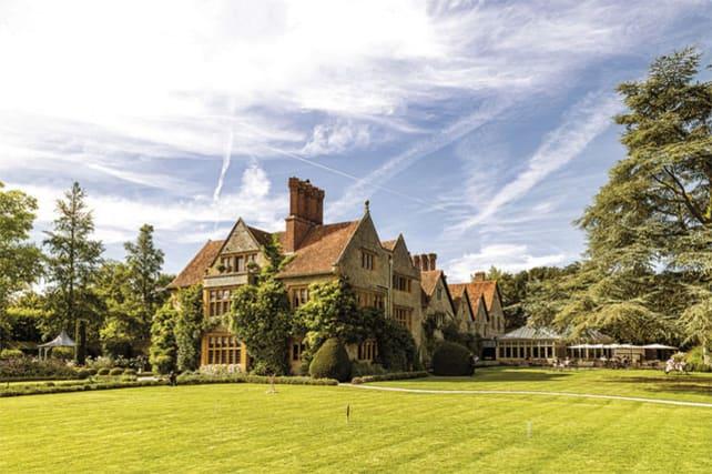 Britain's best hotel?