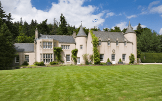Billy Connolly sells his tartan-clad Scottish mansion for £3 million