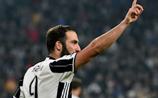Sarri wishes Higuain luck after Juve striker downs Napoli