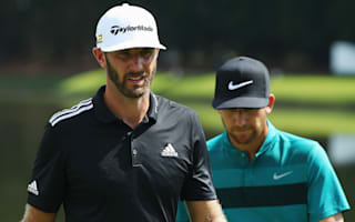 All to play for in Tour Championship after Johnson wobble