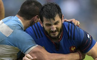 Goujon the sole change to France XV