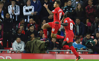 Coutinho does 'amazing things' - Matip