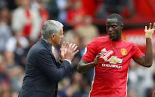 Bailly flourishing at Manchester United after one-on-ones with Mourinho