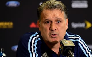 Argentina boss Martino not taking USA lightly