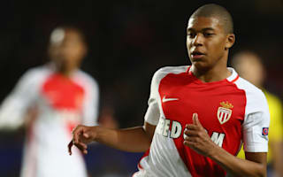 Mbappe promises better in 2017-18 after Monaco win Ligue 1