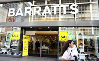 Barratts goes into administration