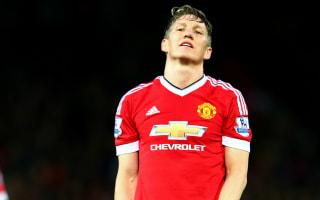 Schweinsteiger has no regrets over Manchester United move