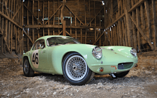 First ever Lotus Elite goes on sale