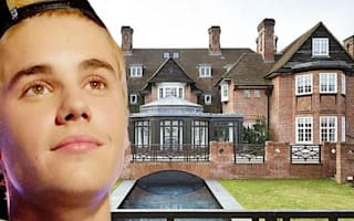 Have a look at Justin Bieber's new London mansion