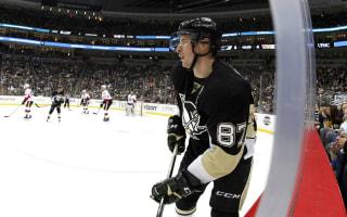 Crosby leads Penguins past Ducks, Senators rout Lightning