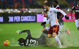 Garcia slams Roma draw as 'parody of football'