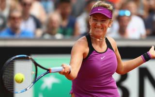 'Pain-free' Azarenka ready for French Open