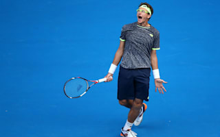 Istomin stunned after toppling Australian Open champion Djokovic