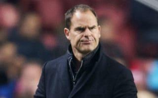 Lucescu questions De Boer tactics