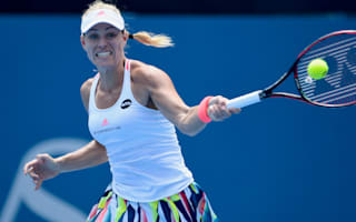 Kerber stunned by Kasatkina in Sydney