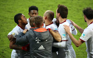 Ingolstadt 0 Bayern Munich 2: Leaders snatch it late on
