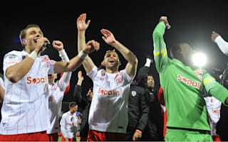 Nancy claim Ligue 2 title