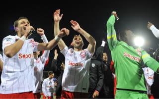 Nancy claim Ligue 2 title