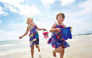 WIN! A family holiday to England's sunniest spot!