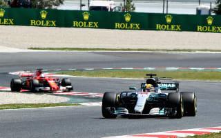 Hamilton hopes battle with Vettel emulates Djokovic and Federer