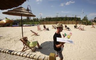 Britain's best urban beaches
