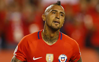 Vidal wants no repeat of Medel madness in Chile's Confederations Cup challenge