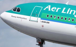 Aer Lingus has made Planey McPlaneface a thing