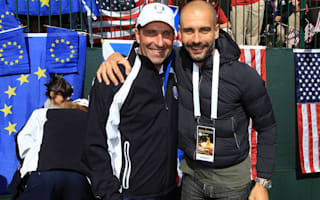 Guardiola marvels at amazing Ryder Cup experience