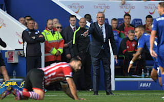 Leicester lucky to get a draw, concedes Ranieri