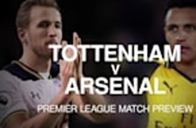 Tottenham v Arsenal: Premier League match preview