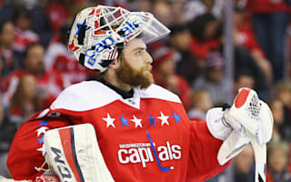 Capitals keep up form with Sabres shutout