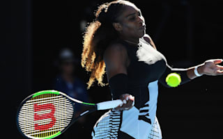 Serena sets up all-Williams final in Melbourne