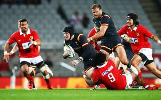 Davies puts the boot into Tonga as Wales win