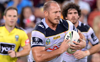 Scott re-signs with Cowboys