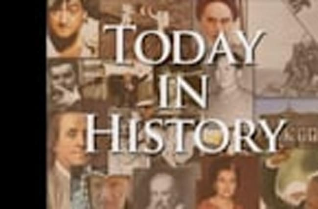 Today in History for August 27th