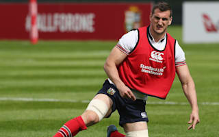 Warburton declares himself fully fit for Lions tour