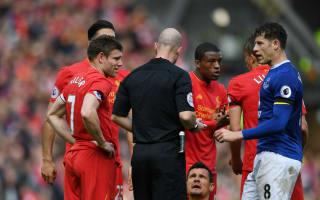 Wijnaldum slams Everton over physical approach