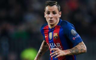 Digne rubbishes Barcelona exit talk