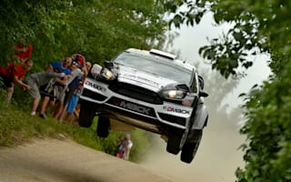 Mikkelsen snatches Poland win after cruel Tanak puncture