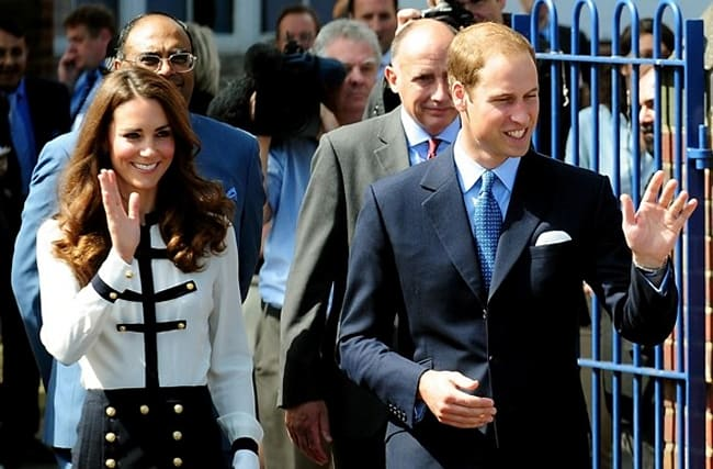 Prince William and Kate to visit Denmark in November