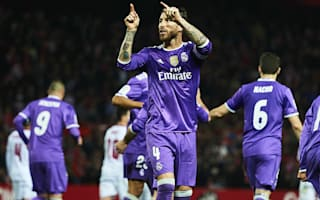 Zidane hails Ramos as one of Spain's most inspiring players after Sevilla row