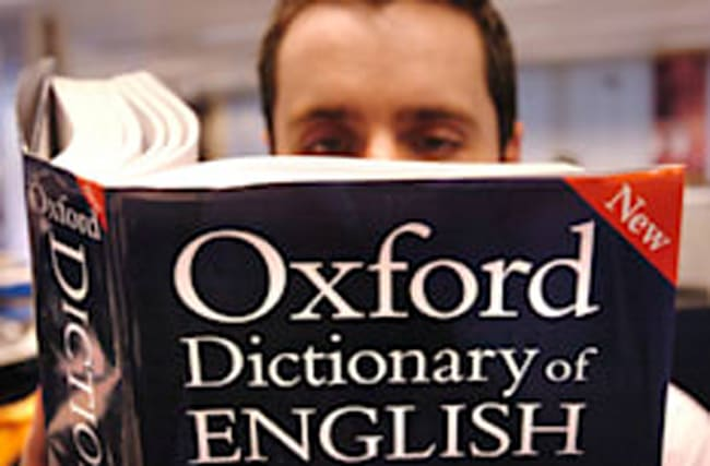 Survey to find most hated English word axed after foul contributions